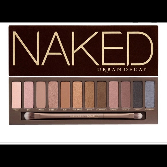 Urban Decay Other - Urban decay — naked pallet (discontinued)